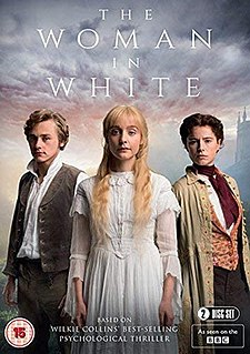 <i>The Woman in White</i> (2018 TV series)