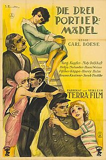 <i>Three Waiting Maids</i> 1925 film