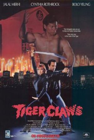 Tiger Claws - Image: Tiger claws