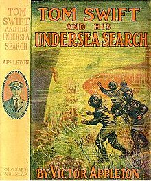"Image result for ""Tom Swift and His Undersea Search"" by Victor Appleton"