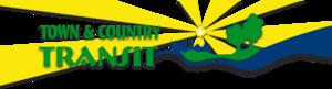 Town & Country Transit - Image: Town & Country Transit logo