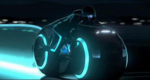 The redesigned Light cycle as featured in the ...