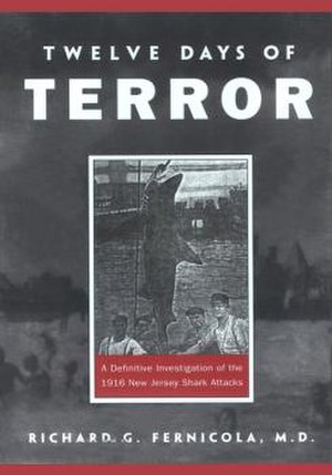 Twelve Days of Terror - First edition cover