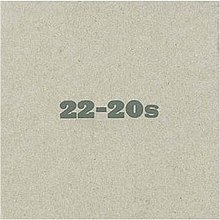 Twenty-two twenty's - zero five-zero three EP.jpg