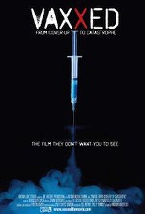 Vaxxed - Film poster