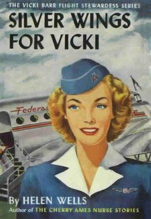 Vicki Barr Flight Stewardess Series - First volume in the series