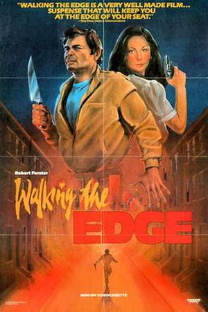Walking the Edge - 1983 Theatrical Poster