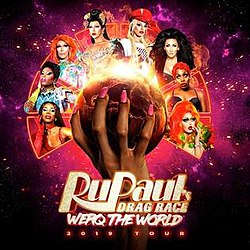 Drag Queen Christmas Tour 2020 Werq the World   Wikipedia