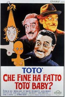 <i>What Ever Happened to Baby Toto?</i> 1964 film by Ottavio Alessi