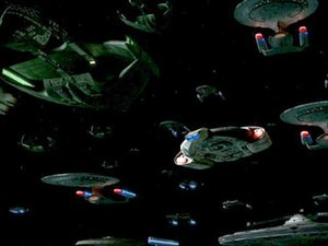 What You Leave Behind - The Federation Alliance fleet prepares for the final battle over Cardassia Prime