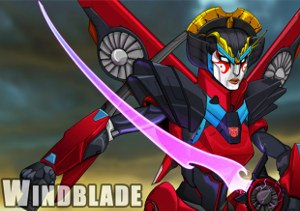 Windblade - Image: Windblade Transformers