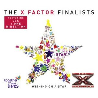 Wishing on a Star - Image: Wishing Star X Factor