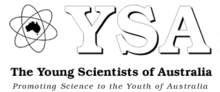 Young Scientists de Aŭstralio. (emblemo).png