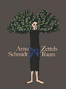 Zettels Traum cover