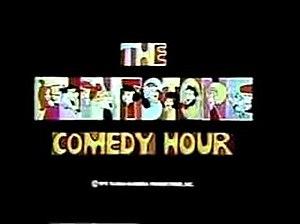 The Flintstone Comedy Hour - Image: 1972 Flintstone Comedy HOUR main title card