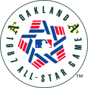 1987 Major League Baseball All-Star Game logo.png