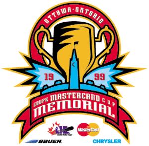 1999 Memorial Cup - Image: 1999memcup
