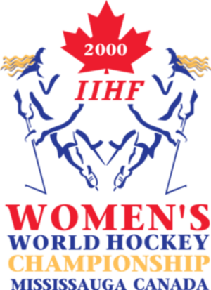 2000 IIHF Women's World Championship - Image: 2000 IIHF Women's World Championship