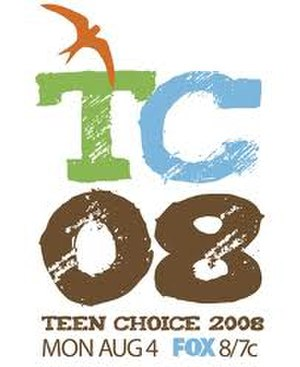 2008 Teen Choice Awards - Image: 2008 Teen Choice Awards Logo
