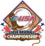 2010 C-USA Baseball Tournament logo.png