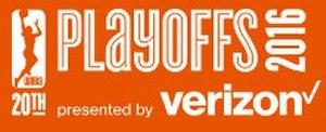 2016 WNBA Playoffs - Image: 2016 WNBA Playoffs Logo