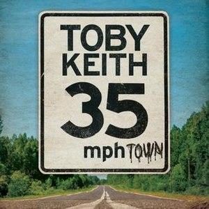 35 MPH Town - Image: 35MPHTown Album