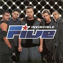 5ive - Invincible.jpeg