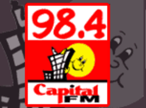 98.4 Capital FM - Image: 984Capital fm logo