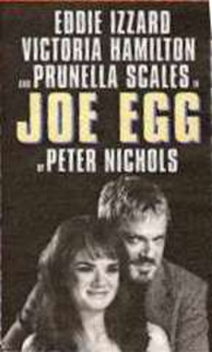 A Day in the Death of Joe Egg - 2001 West End revival theatrical poster