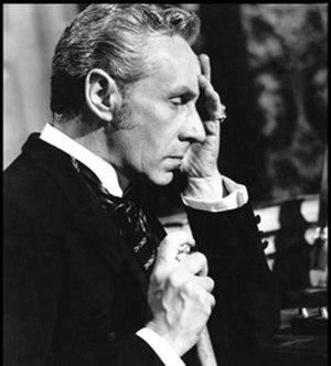 Noel Willman - in The Reptile (1966)