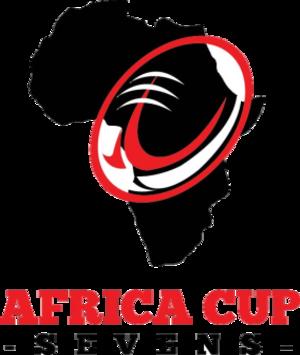 Rugby Africa Sevens - Image: Africa Cup Sevens logo
