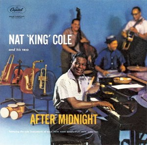 After Midnight (Nat King Cole album) - Image: After Midnight (album)