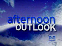 Afternoon Outlook