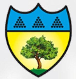 Alderwood School - Image: Alderwood School Aldershot logo 2017