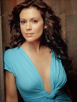 Phoebe Halliwell - Image: Alyssa Milano as Phoebe