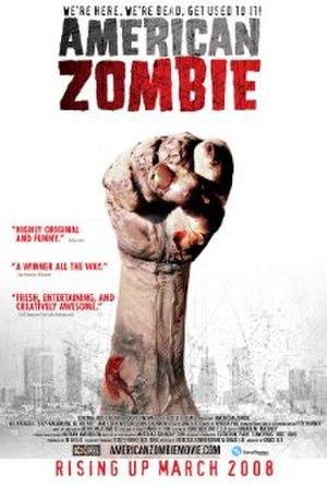 American Zombie - Image: American Zombie
