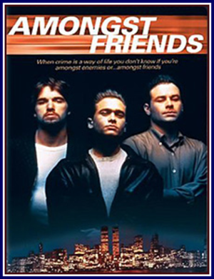 Amongst Friends - DVD cover
