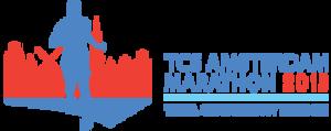 Amsterdam Marathon - Logo of the Amsterdam Marathon in 2013