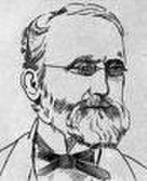 Antonio Bajamonti - Antonio Bajamonti, drawing