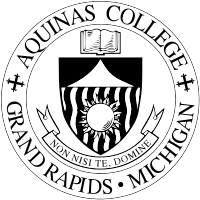 Aquinas College seal.svg