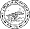 Official seal of Aquinnah, Massachusetts