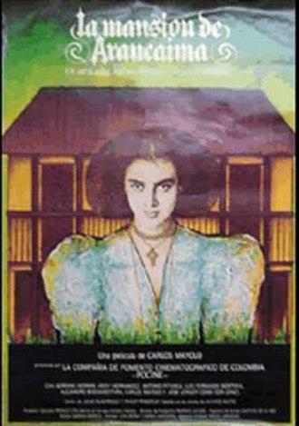 La Mansión de Araucaima - Theatrical release poster