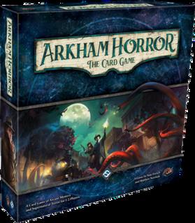 <i>Arkham Horror: The Card Game</i> 2016 card game