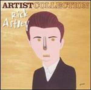 Artist Collection: Rick Astley - Image: Artist Collection (Rick Astley album)