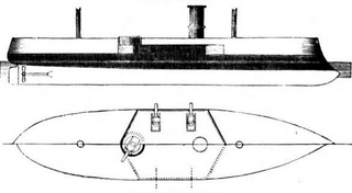 Ottoman ironclad <i>Asar-i Şevket</i>