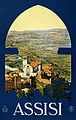 Assisi, travel poster for ENIT, ca. 1920.jpg