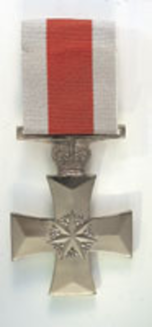 Distinguished Service Cross (Australia) - Image: Australian Distinguished Service Cross
