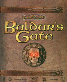 Baldurs Gate (Forgotten Realms: Baldurs Gate, Book 1)