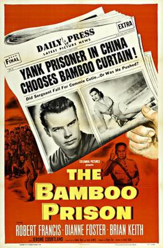 The Bamboo Prison - Film poster