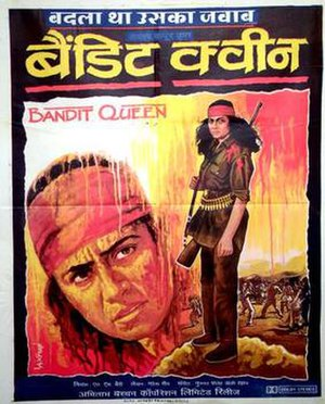 Bandit Queen - Film poster